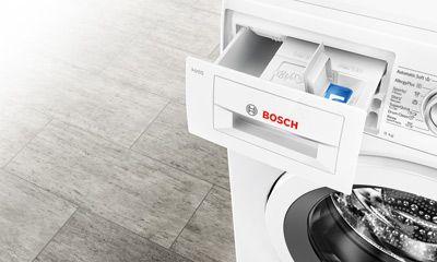 Waschmaschinen sparsame und hygienisch reine wäschepflege