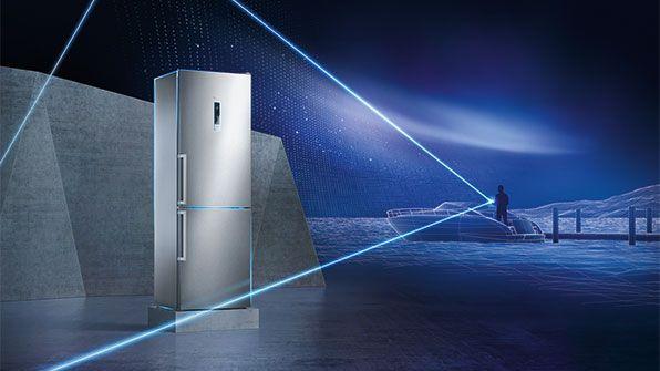 Siemens Kühlschrank Vitafresh : Siemens home connect elektrogeräte für berlin jänisch ihr